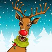 Christmas Reindeer nice