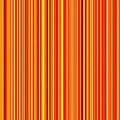 Seamless bright orange and yellow colors vertical lines pattern background.
