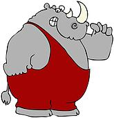 Strong Arm Rhino