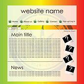 Website with rasta theme , marijuana background