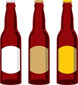 Clip Art Beer Bottle Clip Art beer bottles clip art royalty free gograph isolated set