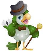 Bird Gambler