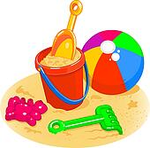 Beach Ball Clip Art Royalty Free Gograph