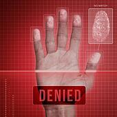 Fingerprint Security - Denied