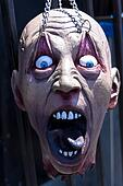 Scary head prop