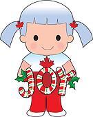 Poppy Canadian Christmas