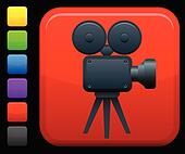 Film Camera Clip Art - Royalty Free - GoGraph
