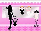 underwear shop