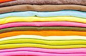 Colorful cotton shirt