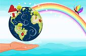 Save our green planet
