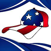 President Day - Patriotic Cap