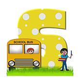 Alphabet First Day of School S