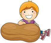 Boy with Peanut