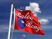 Baton Rouge City Flag