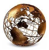 Caged Globe