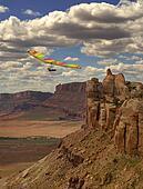 Hang Gliding Canyon