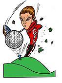 golf pro super-star