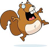 Squirrels Clip Art - Royalty Free - GoGraph
