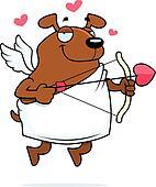 Dog Cupid