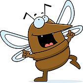 Mosquito Dancing