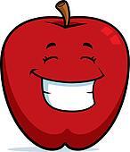 Apple Smiling