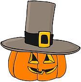 Pumpkin Pilgrim