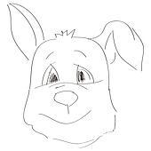 Dog Sketch doodle