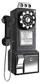 50\'s Pay phone