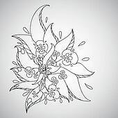 Skech flower