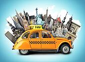 Travel and taxi
