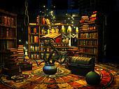 Wizard's study