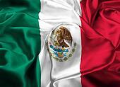 Flag of Mexico, Mexico City