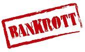 German Rubber Stamp bankrupt