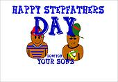 happy stepfathers day