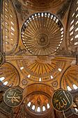 Into the Hagia Sofia