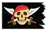 Jolly Roger Pirates\' Flag