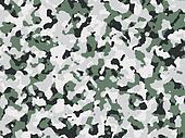 Camouflage green and black