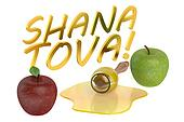 Shava Tova, Jewish New Year concept