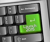 Keyboard Illustration Launch 2015