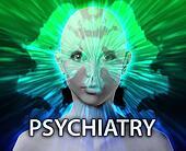Female psychiatry mental health
