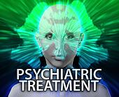 Female psychiatric treatment