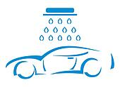 Car wash - Illustration
