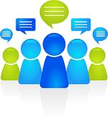 Communication Clip Art - Royalty Free - GoGraph