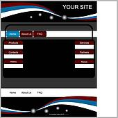 Site template.