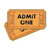 Vintage Grunge Tickets