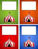 Circus Tent Sign