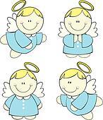 baby angels set