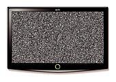 LCD TV Wall hang static
