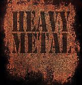 heavy metal word music