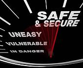 Safe and Secure - Speedometer